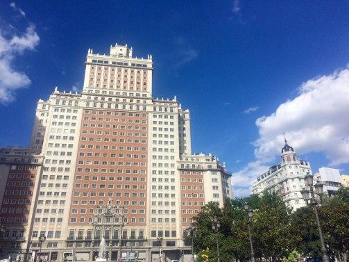 Juan Carrizo [viajes] Madrid | Edificio España