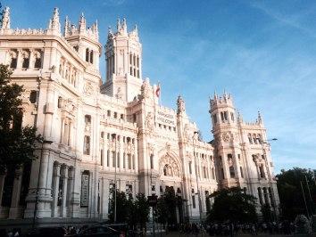Juan Carrizo [viajes] Madrid | Palacio Cibeles