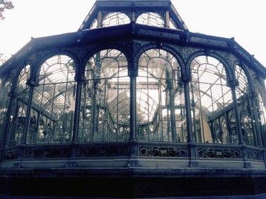 Juan Carrizo [viajes] Madrid   Palacio de Cristal