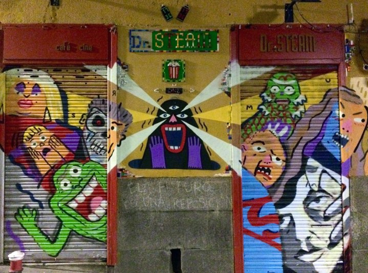 Juan Carrizo [viajes] Madrid | Monstruo urbano