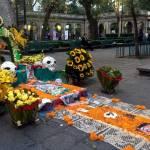 Dia de muertos en el Panteón fe Guerrero