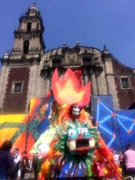 Dia de muertos - Ofrenda Santo Domingo