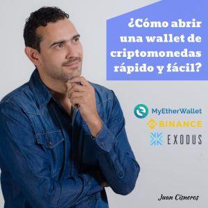 como-abrir-monedero-wallet-criptomoneda-rapido-facil-juancisneros