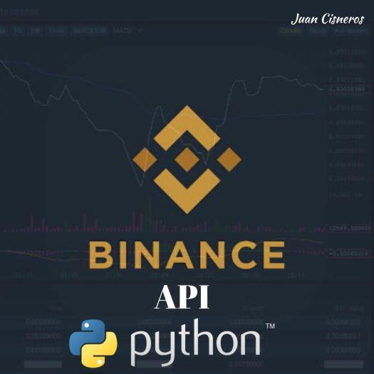 API Binance Python CCXT