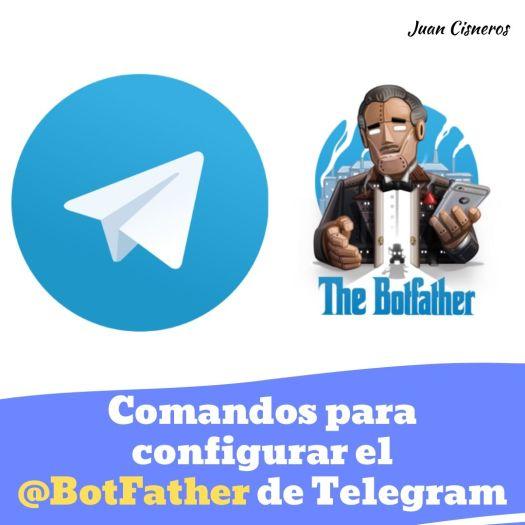 Bot Telegram API Python Comandos