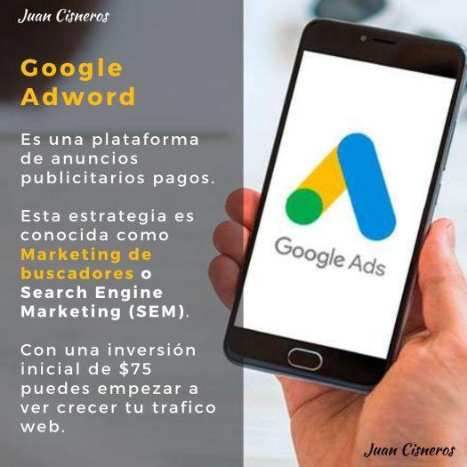 Tácticas inteligentes para generar tráfico en nuestro sitio web - Google Ads