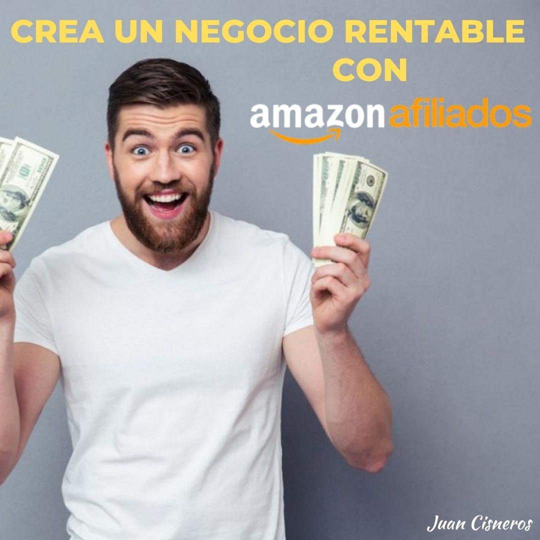 ganar dinero en internet con amazon afiliados