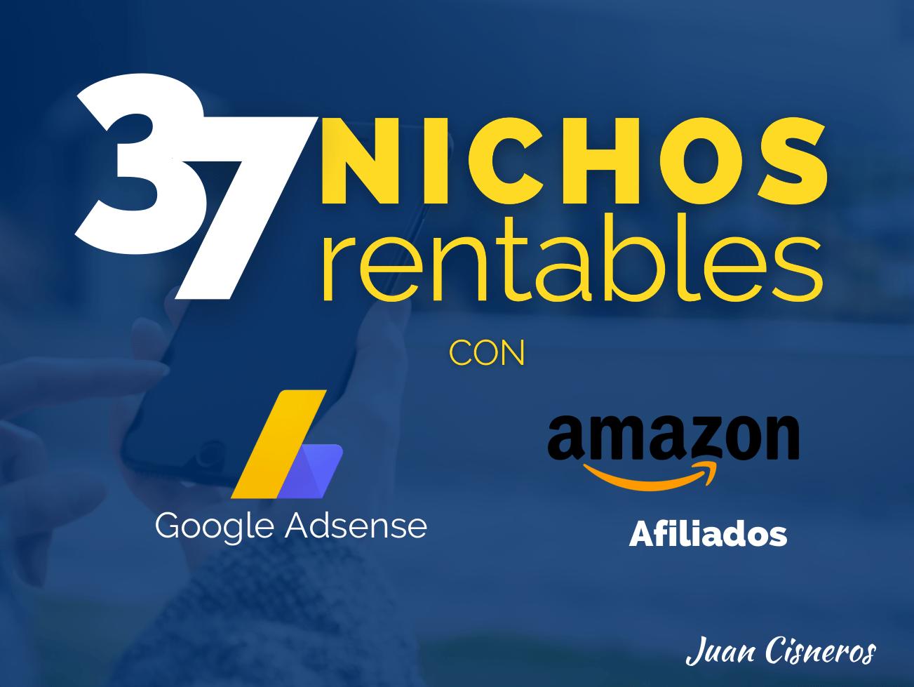 Nichos rentables Amazon y Adsense