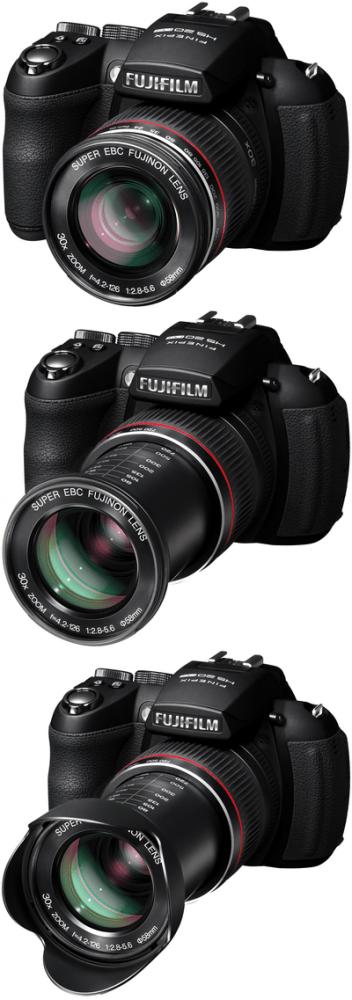 Fujifilm FinePix HS20EXR, ¿camino de la perfección? (2/6)