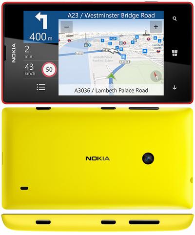 Nokia Lumia 520, punto de equilibrio (5/6)