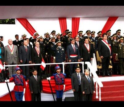 Javier villa  Stein que representa alpoder judicial peruano