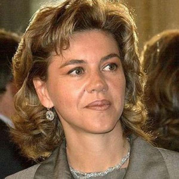 María Dolores de Cospedal es un ejemplo de mujer atractiva y capaz
