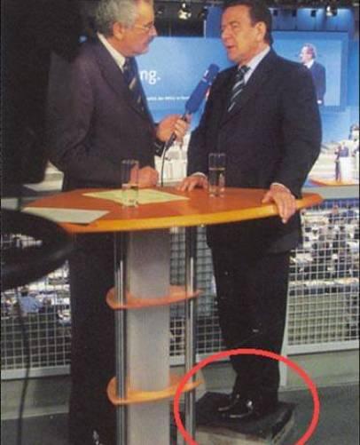 Gerard Schröder se crece en las entrevistas