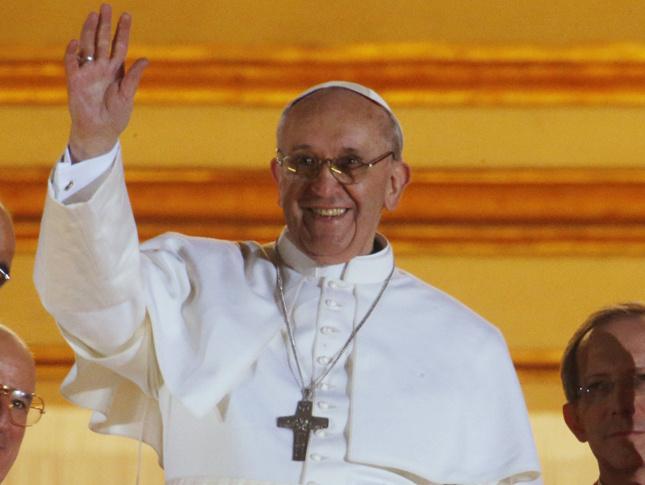 Un Papa austero y cercano, lo que la Iglesía Católica necesita y los fieles queremos. Mucha claridad, honestidad y coherencia.