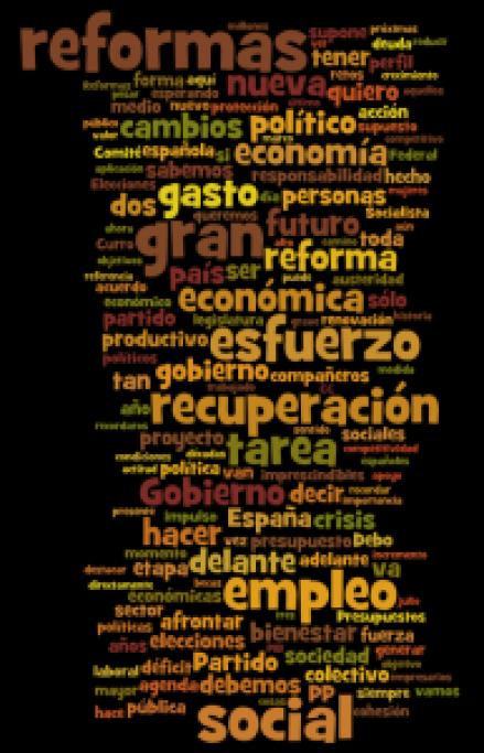 Discurso del Preesidente Zapatero en Comité PSOE