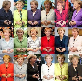 El triángulo de Merkel
