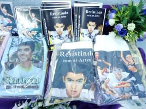 Lançamento do Livro Resistindo com as Artes na FJNR (Recife,2015)