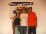 Jouse Barata, Richard Thompson e Florim no Cores do Amanha