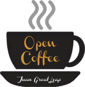 LAST CALL! DON'T MISS THE JGL OPEN COFFEE AT 47 EAST THIS SAT!