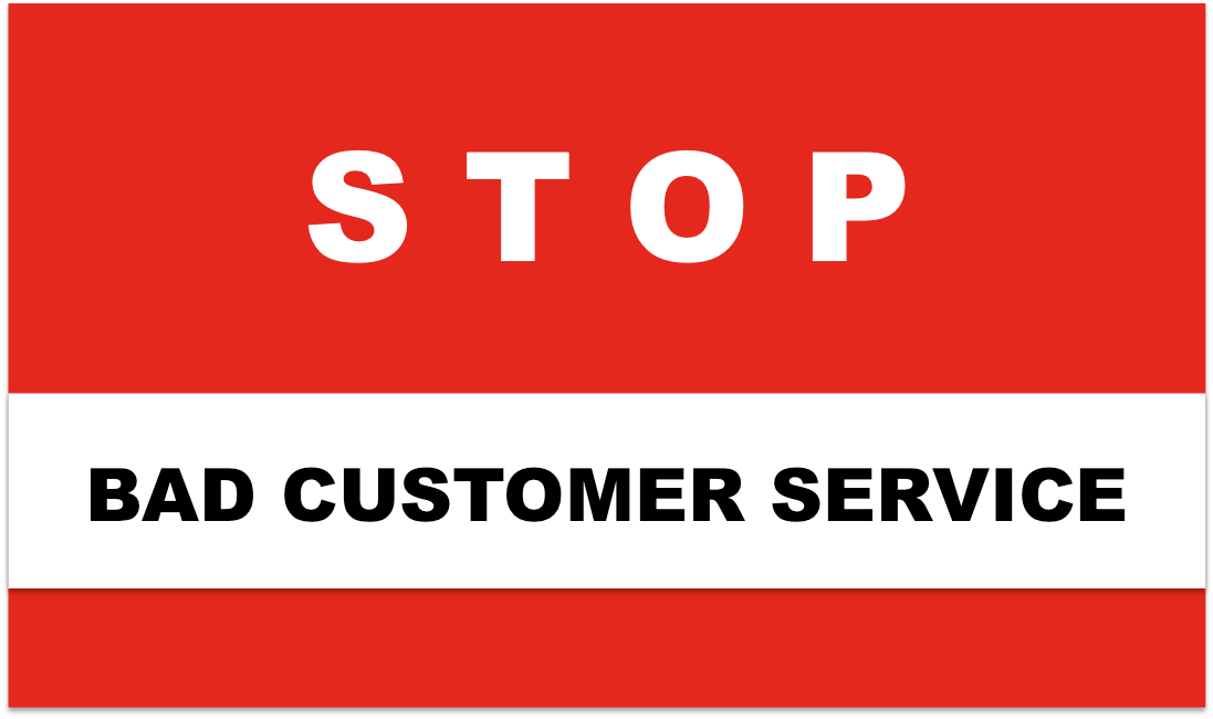 Don't Be A Customer Service Cliche!
