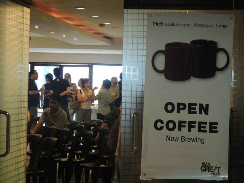 2 Days to Go, 22 Slots Left for OPEN COFFEE!