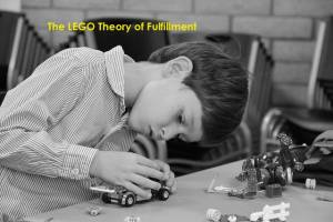 The LEGO Theory of Job Fulfillment