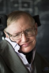 escritor Stephen Hawking