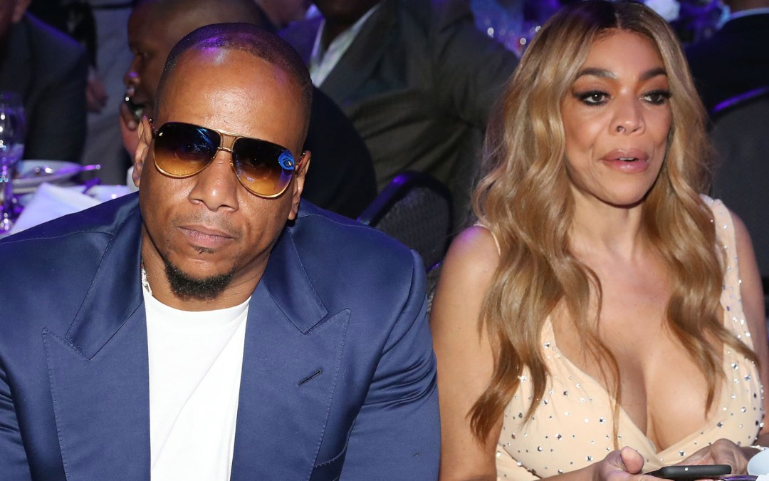 Self Made Millionaire Wendy Williams Tells Husband to Put Some Respect On Her Name, Finally Files For Divorce