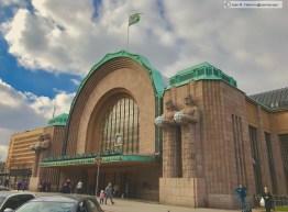 Helsinki: Estación autobuses