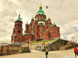 Catedral Ortodoxa de Helsinki