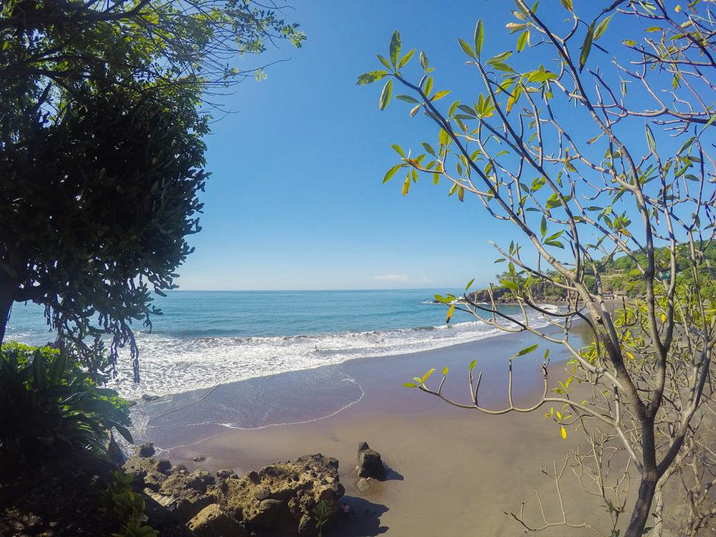Vista de la playa El Palmarcito, La Libertad. Excelente opción en La Libertad