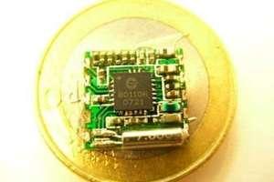 El EMISOR digital de FM 88 a 108 mhz mas pequeño