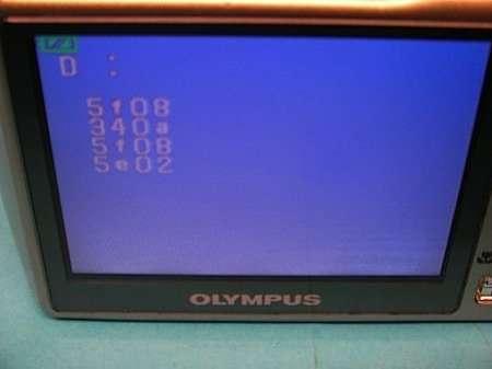 olympus error 5f08 340a 5f08 5e02