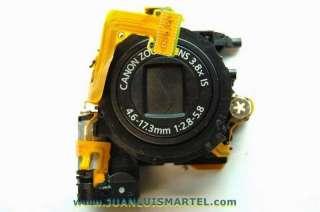 reparación cámaras digitales canon