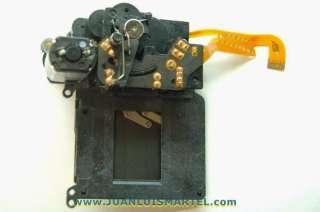 reparación cámaras digitales obturador de camara nikon