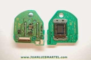 reparación cámaras digitales ccd videocámara panasonic