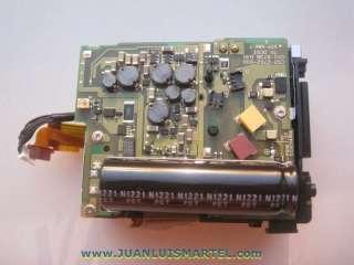 reparación cámaras digitales main pcb de flash