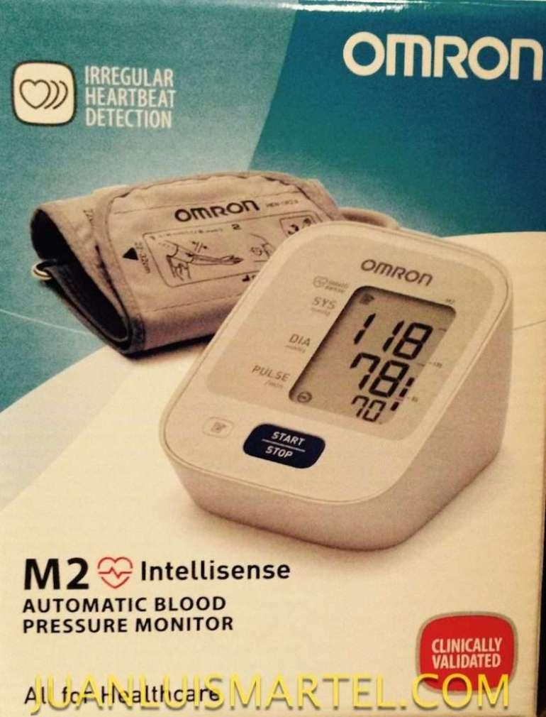 reparación de averías tensiometro ormon M2
