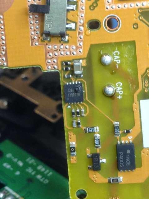reparar camara digital Fujifilm FinePix circuito de flash quemado