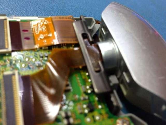 panasonic reparaciones de cámaras digitales miniDV