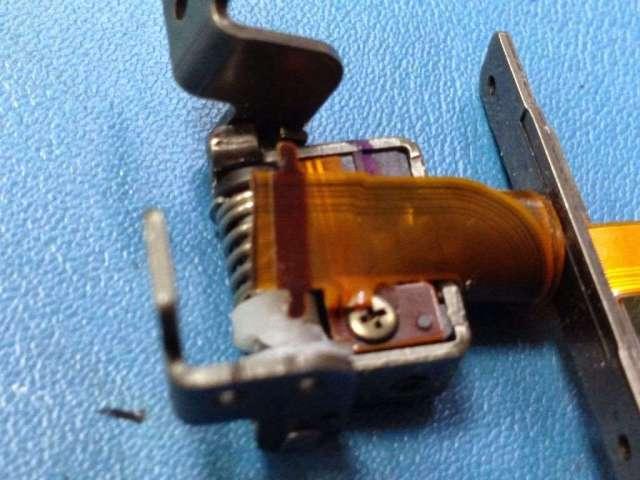 panasonic reparaciones flex lcd mal