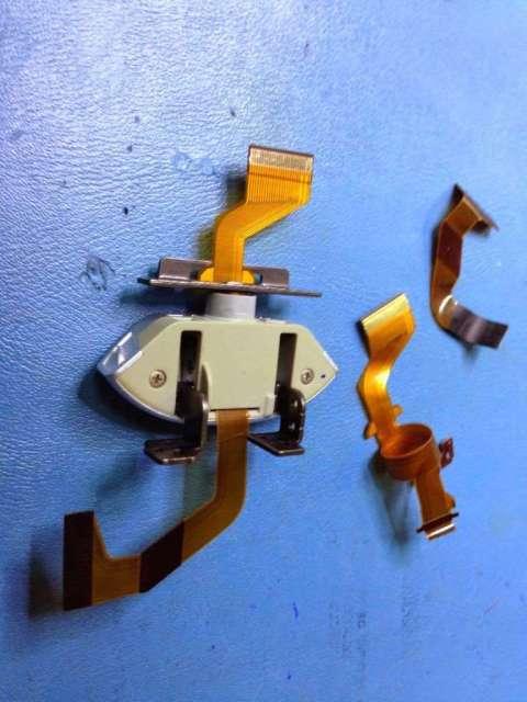 flex pcboard del LCD roto
