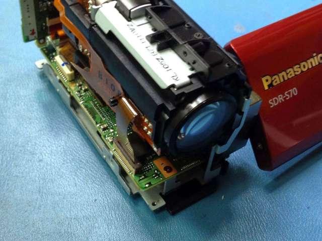 reparar video camara panasonic las palmas servicio técnico