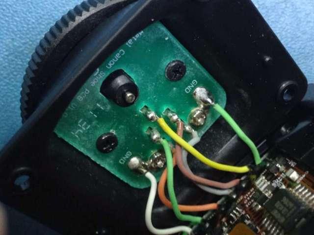 reparación flash camara dslr nissin