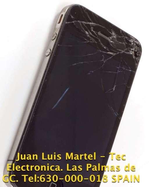 reparar iPhone en Las Palmas de Gran Canaria