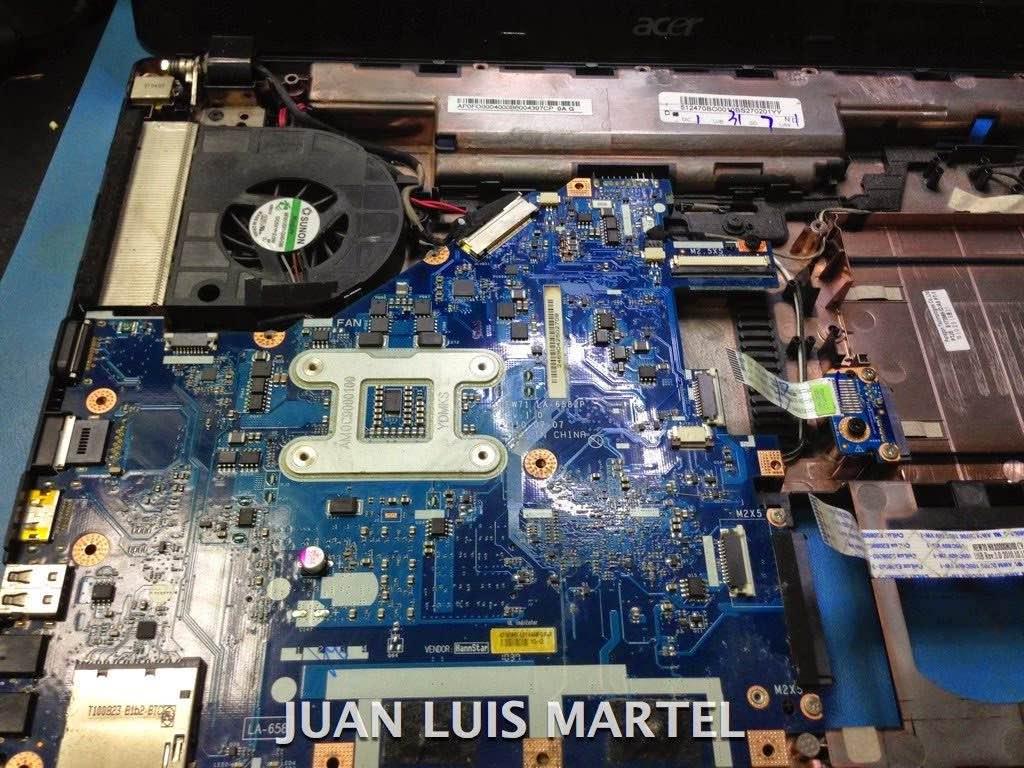 Reparar ordenador portátil acer en Las Palmas de Gran Canaria