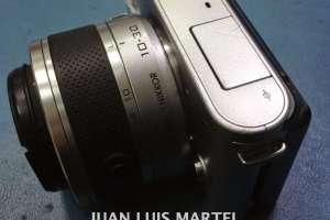 REPARACION DE CAMARA DE FOTOS DIGITAL NIKON J1