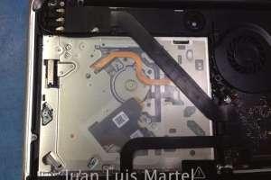 Reparación de Ordenador portátil Apple