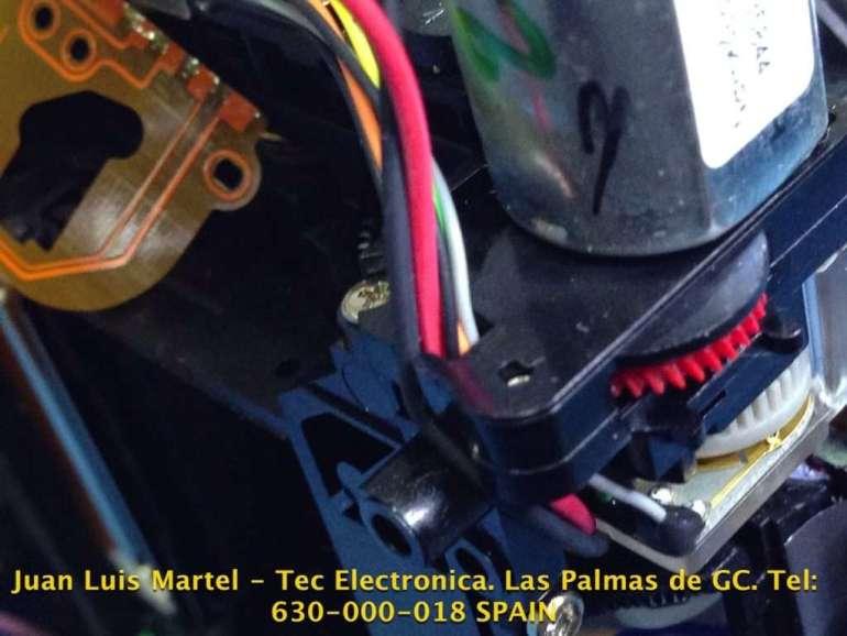 Fotografía del motor de secuencias de la cámara fotográfica Nikon