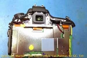 Reparación de Camara de fotos digital Nikon D610